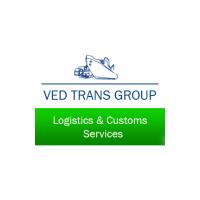 Логотип компании «VEDTRANS»