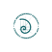 Логотип компании «Топ-Менеджмент Консалт»