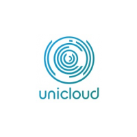 Логотип компании «Юниклауд»