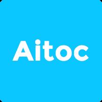 Логотип компании «Aitoc»