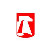 "Логотип компании «Тихорецкий завод ""Красный молот""»"