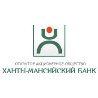 Логотип компании «Ханты-Мансийский банк»
