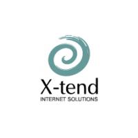 Логотип компании «X-tend»