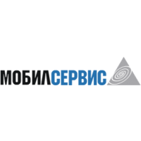 Логотип компании «МобилСервис»