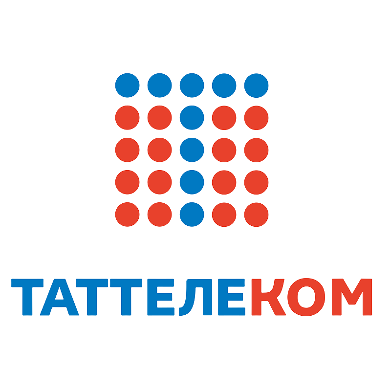 Логотип компании «Таттелеком»