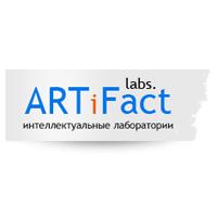 Логотип компании «ARTiFact labs.»