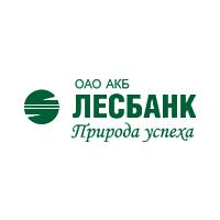 Логотип компании «АКБ Лесбанк»
