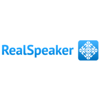 Логотип компании «RealSpeaker Ltd.»