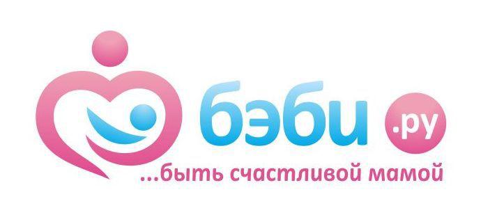 Логотип компании «бэби.ру»