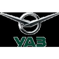 Логотип компании «УАЗ»