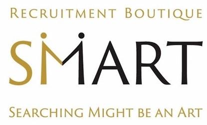 Логотип компании «Recruitment Boutique S.M.Art»