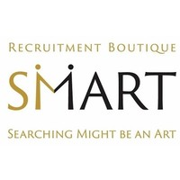 Логотип компании «Recruitment Boutique S.M.Art»
