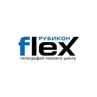Логотип компании «Рубикон-флекс»
