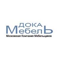 Логотип компании «Дока мебель»