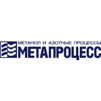 Логотип компании «Метапроцесс»
