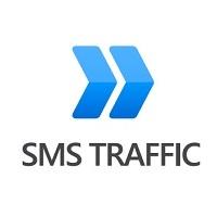 Логотип компании «SMS Traffic»