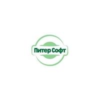 Логотип компании «ПитерСофт»