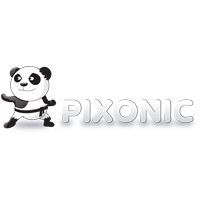 Логотип компании «Pixonic»
