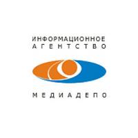 Логотип компании «Медиадепо»