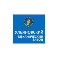 Логотип компании «Ульяновский механический завод (УМЗ)»