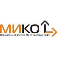 Логотип компании «МИКО»