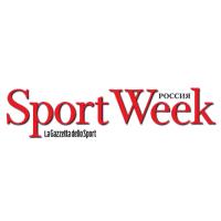 """Логотип компании «журнал """"SportWeek""""»"""