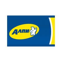 Логотип компании «АЛПИ»