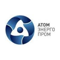 Логотип компании «Атомэнергопром»