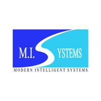 Логотип компании «M.I.Sysytems»