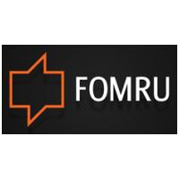 Логотип компании «FOMRU»