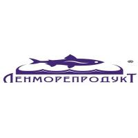 Логотип компании «ЛенМореПродукт»