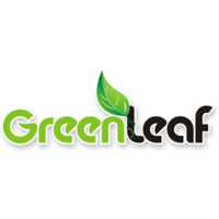 Логотип компании «Green Leaf studio»