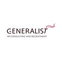 Логотип компании «GENERALIST»
