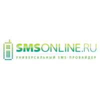 Логотип компании «СМС Онлайн»
