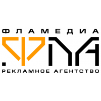 Логотип компании «Фламедиа»