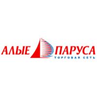 Логотип компании «Алые Паруса»