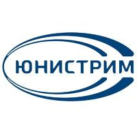 Логотип компании «Юнистрим»