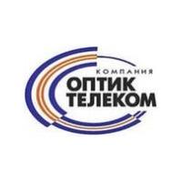 Логотип компании «Оптиктелеком»
