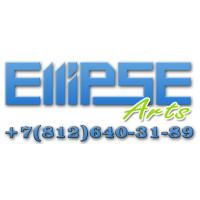 Логотип компании «Эллипс Артс»