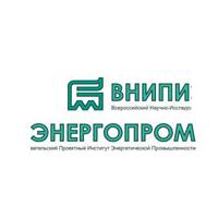 Логотип компании «ВНИПИэнергопром»