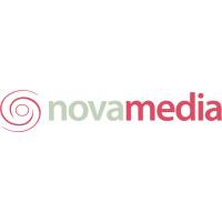 "Логотип компании «Студия ""Новамедиа""»"