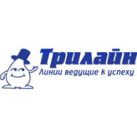 Логотип компании «Трилайн»