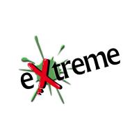 Логотип компании «Пейнтбольный клуб «Экстрим»»