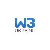 Логотип компании «W3 Ukraine»