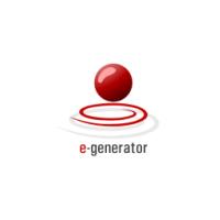 Логотип компании «E-generator»