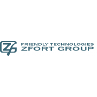 Логотип компании «Zfort Group»