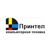 Логотип компании «Принтел»