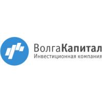 Логотип компании «ВолгаКапитал»