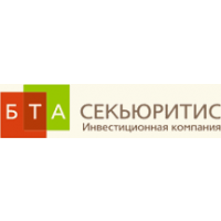 Логотип компании «БТА Секьюритис»