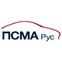"Логотип компании «ООО ""ПСМА Рус"" (Peugeot Citroen Mitsubishi Avtomotiv Rus)»"
